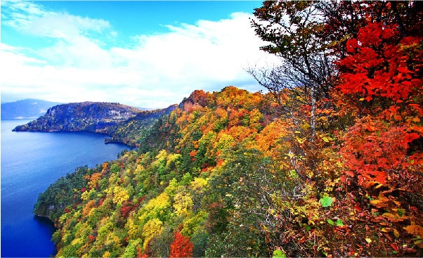 十和田湖散策