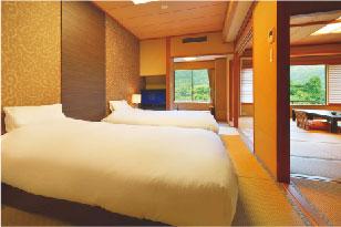花卷溫泉飯店房間