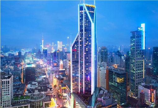 上海世茂皇家艾美酒店∼低調奢華的五星飯店