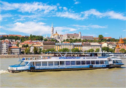 浪漫多瑙河遊船