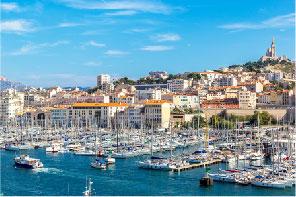 馬賽-底中海的大港口都市