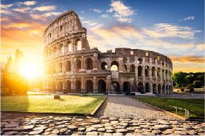 圓形競技場世界文化遺產-羅馬最大圓形角鬥場