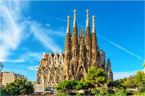 聖家堂世界文化遺產-舉世聞名的地標
